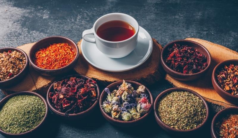 Reteta de ceai de slabit facut acasa