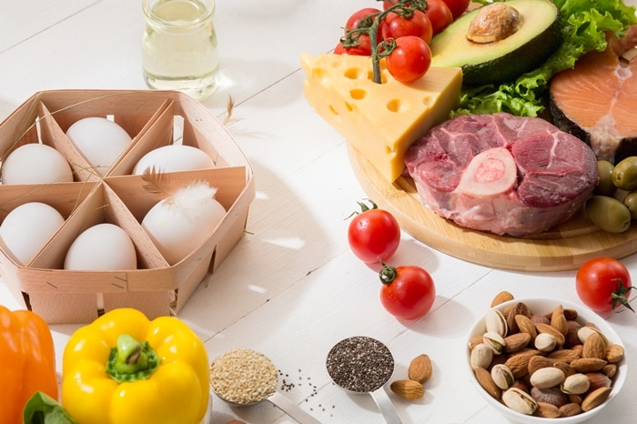 Alimente low carb
